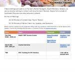 SW Farmers' Markets Connection Flyer